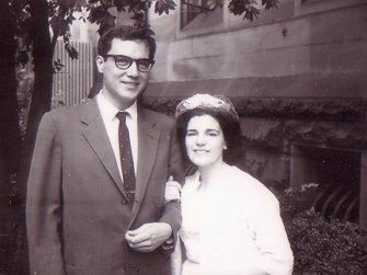 Lee and Einir Brunckhorst 1964