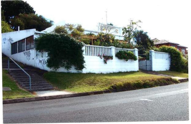 John's house in Lee Street in the 2000s