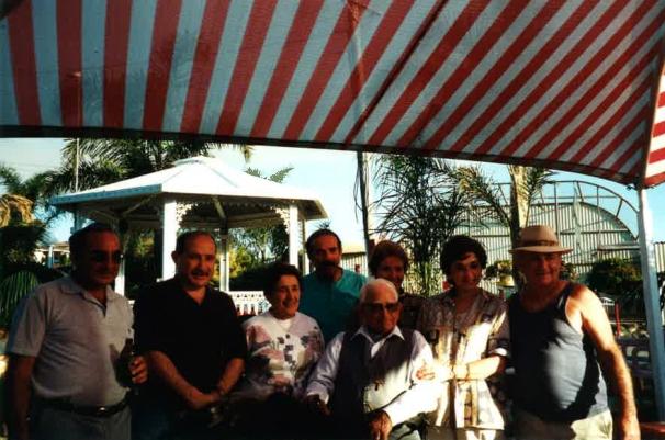 Joe's 90th Birthday, 1995