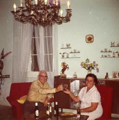 Joe and Mary