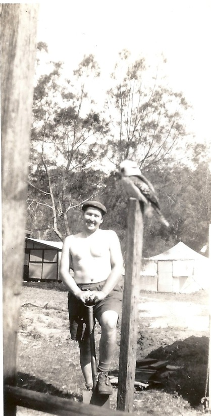 Bob and Kookaburra