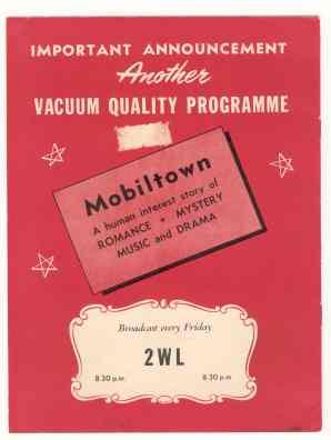 1951 Mobil Quest Wollongong Recital 4