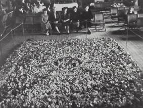 Country Women's Association – Floral carpet in old Town Hall