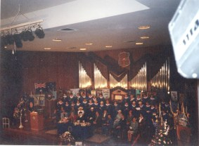 1994 Country Women's Association conference opening