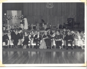 Sue and John Meehan at CYO Ball, 12 August 1966, Photographer Reginald Warlow