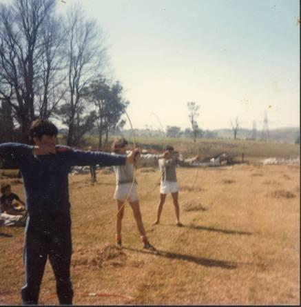 Logbridge Farm Mt. Keira archery