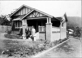 Lauriston - 14 Tyrwhitt Avenue Bulli in 1924