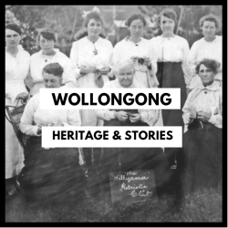 wollongong hereitage and stories
