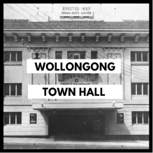Wollongong Town Hall