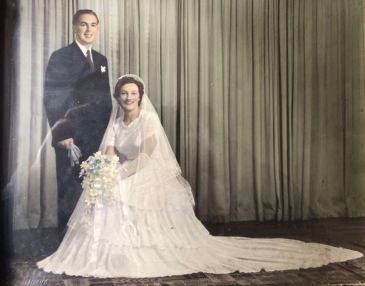 Joyce's Wedding