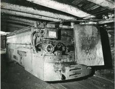 AIS Coal Mine Locomotive P24706