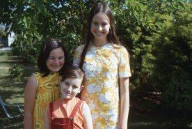 Joan & Ron's three daughters