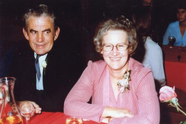 Betty & Robert in the 1990s