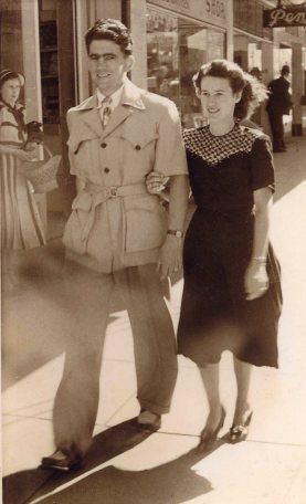 Robert & Betty