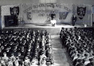 Wollongong High School 1957