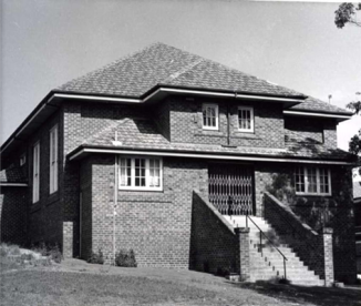 Wollongong High School Assembly Hall