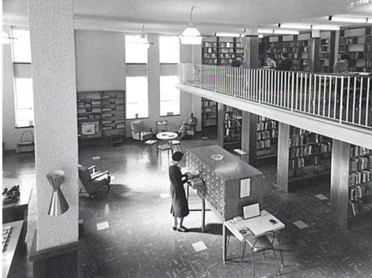 Wollongong City Library 1959