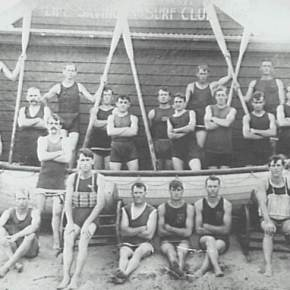 Helensburgh Life Savers c.1910 P03910