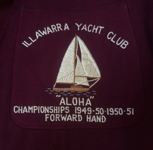 Illawarra Yacht Club Blazer Pocket