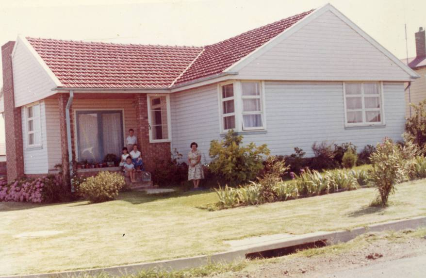 Jones House in Port Kembla