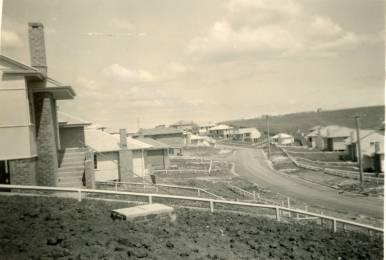 Norfolk Street, Berkeley - 1955