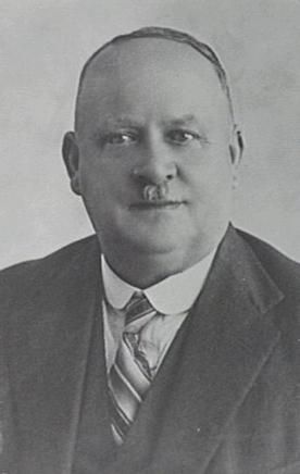 Ed's father, Charles Vormister,. P10738