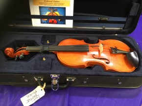 Raffle - 1st Prize - Violin Made by Roland Stefen