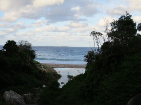Stoney Creek to Coalcliff Beach